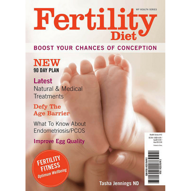 The Fertility Diet Tasha Jennings
