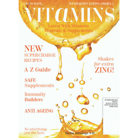 The Vitamins Guide Tasha Jennings