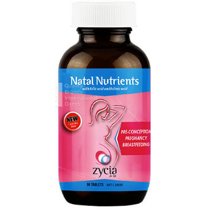 Zycia Natal Nutrients 90 tabs