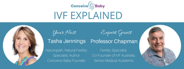 Prof Michael Chapman IVF Explained