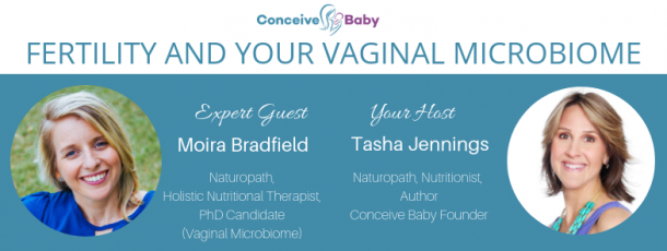 Moira Bradfield - Fertility and Your Microbiome